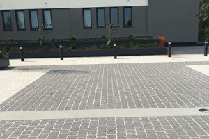 Resin Cobblestones Grey