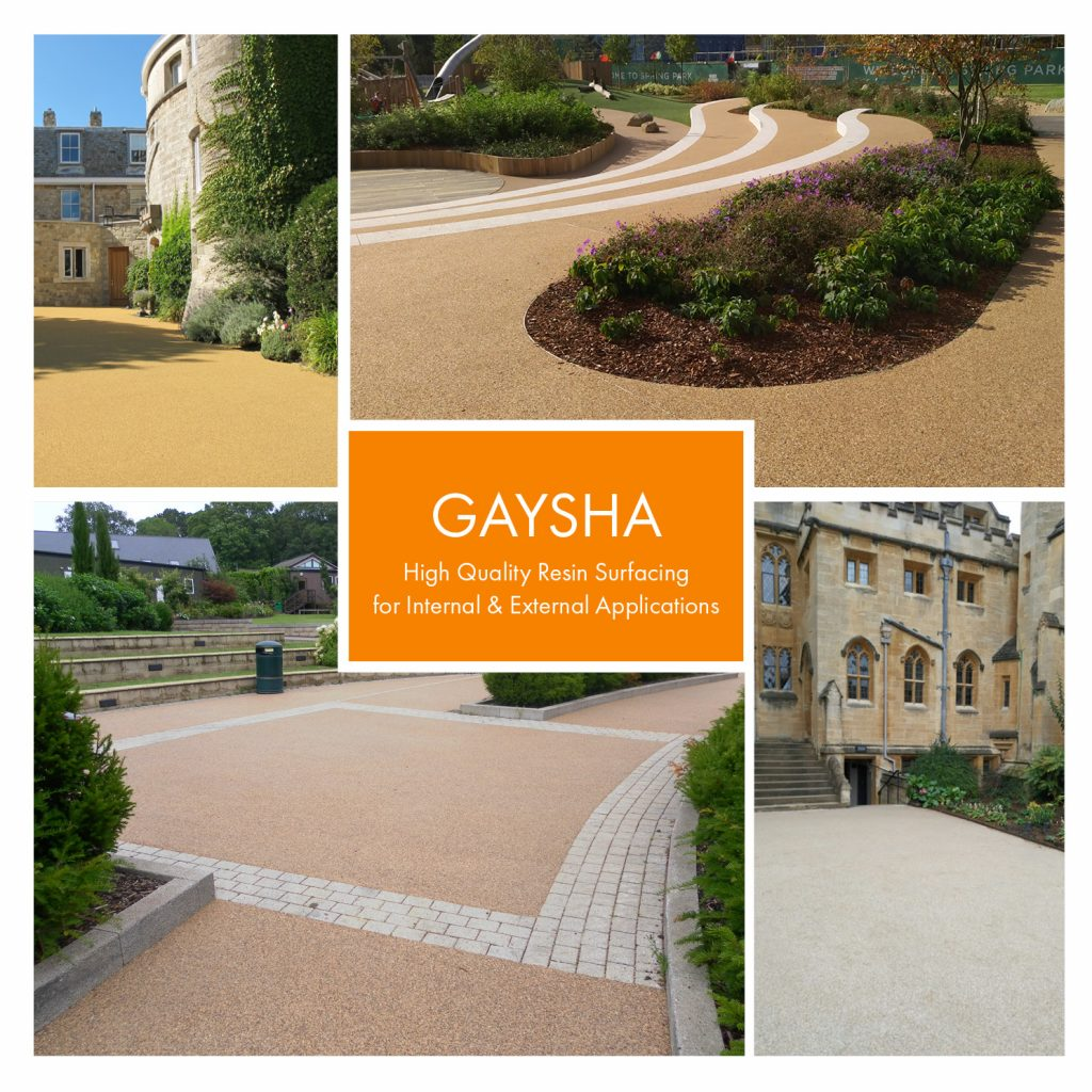 Gaysha Resin Surfacing Brochure