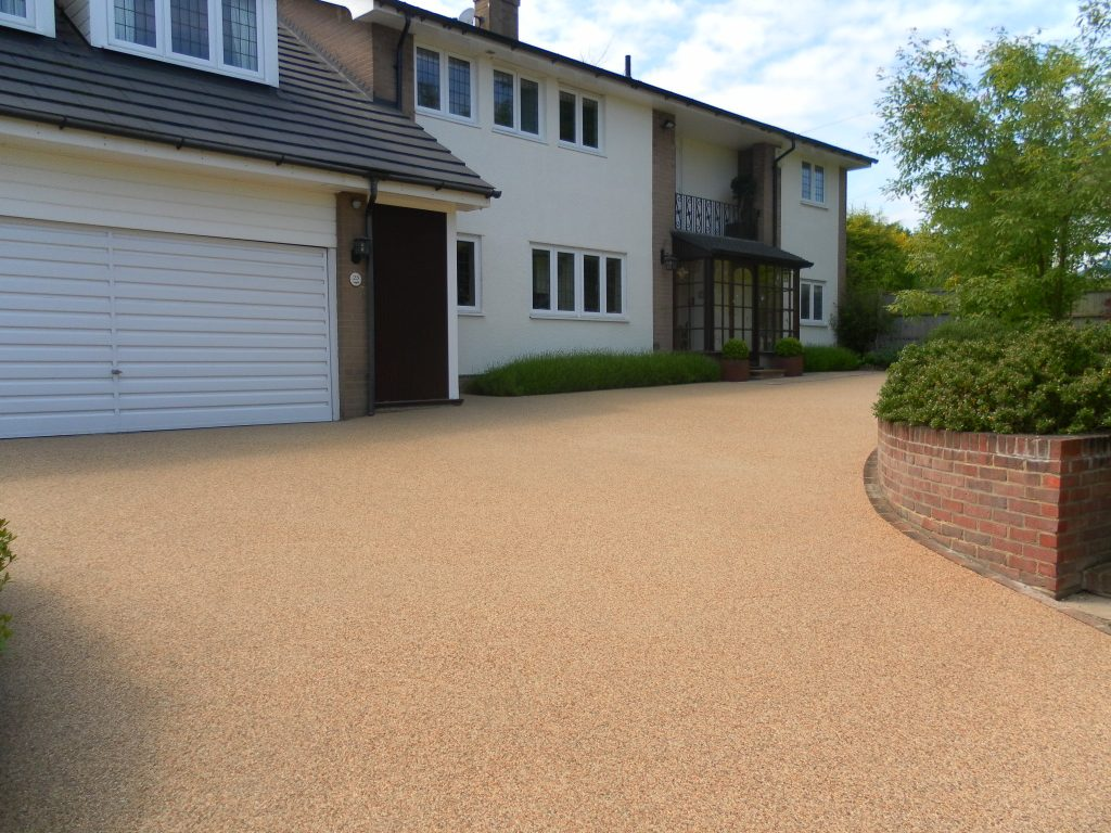 Resin Bound Driveways Kent