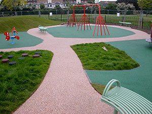 Playsafe® playground safety surfacing